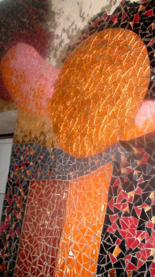 Desalegn Hotel Mosaic Project